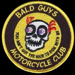 Bald Guys Motorcycle Club