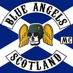 Blue Angels MC Glasgow