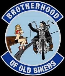 Brotherhood Of Old Bikers