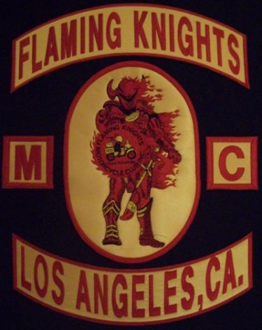 Flaming Knights Motorcycle Club