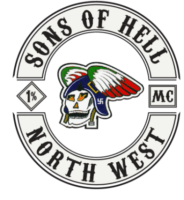 Sons of Hell MC 1% Northwest UK