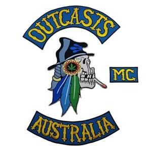Outcasts MC Australia