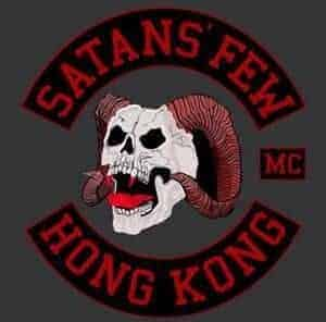Satans Few MC (Hong Kong)